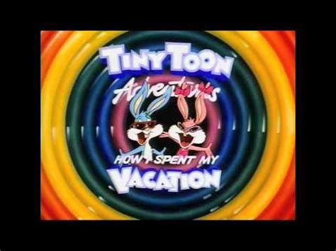 Tiny Toon Adventures How I Spent My Vacation Wikipedia